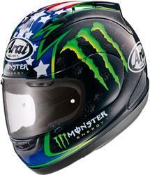 MOTO E MOTO | Helmet » Arai » » Arai Rx7 Gp Hopkins Monster