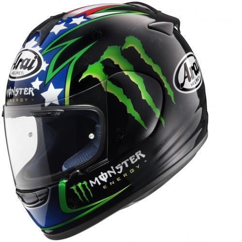 MOTO E MOTO | Helmet » Arai » » Arai Chaser Monster Energy
