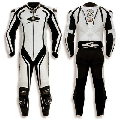 Alpinestars Leather Jacket >> MOTO E MOTO | Technical Wear » Leather Suits 1Pc » Spyke ...