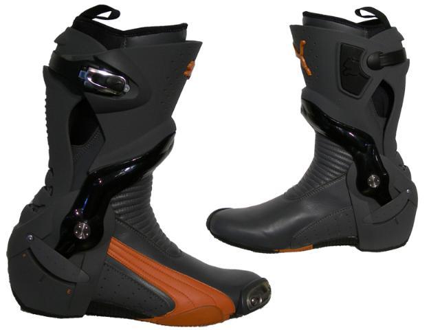 puma scarpe moto