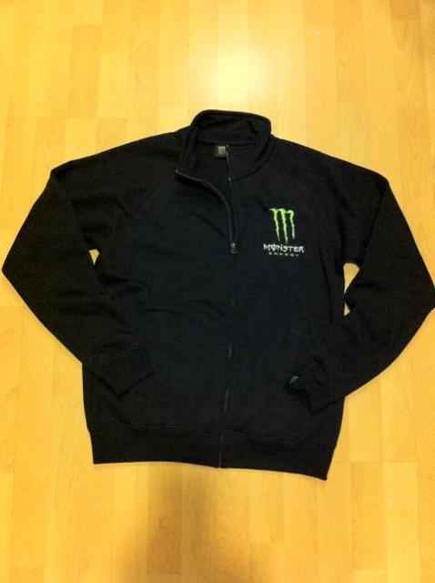 new styles 283ea 3a0e1 MOTO E MOTO   Fashion » Felpe » Monster Energy » Felpa ...