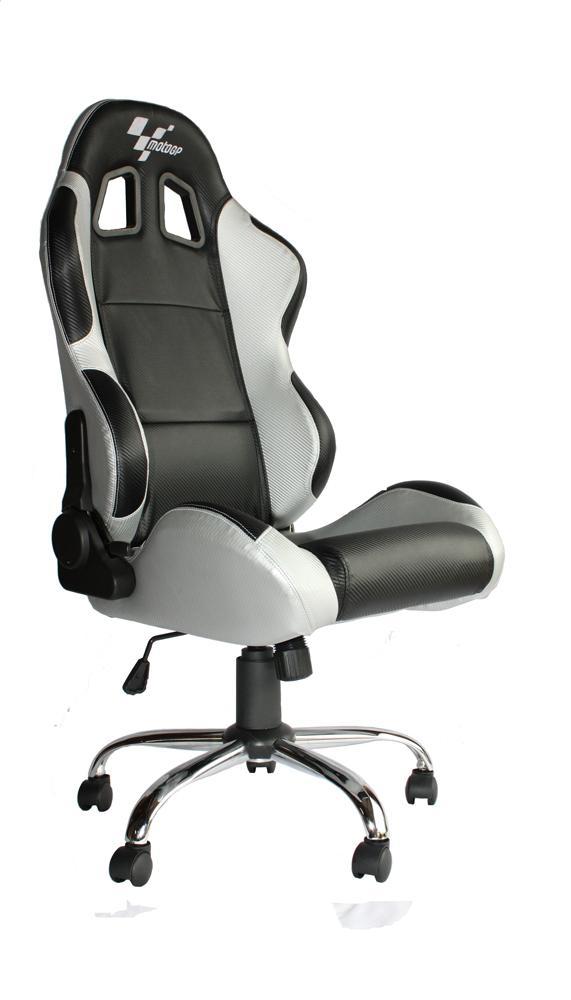 Sedia poltrona motogp paddock riders sport box ufficio ebay for Design sedia ufficio