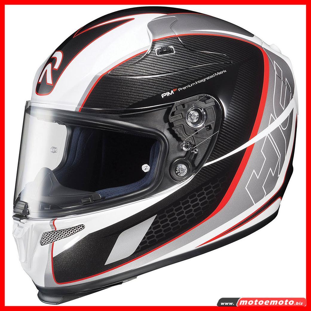 MOTO E MOTO | Helmet » HJC » Hjc » Hjc Rpha-10 Plus Cage Mc1
