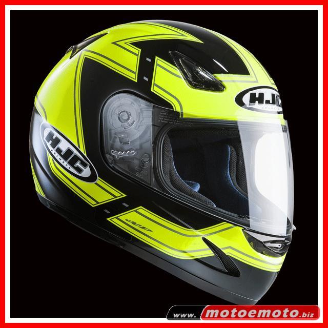 MOTO E MOTO | Helmet » HJC » Hjc » Hjc CS14 Lola MC8 Fluo