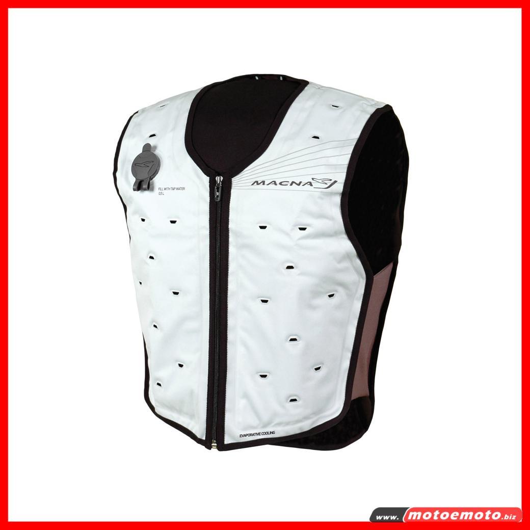 Evaporative Cooling Clothing : Macna dry evaporative cooling vest ebay