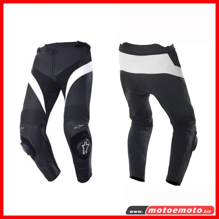 451a250eced634 MOTO E MOTO | Technical Wear » Leather Pants » Alpinestars ...