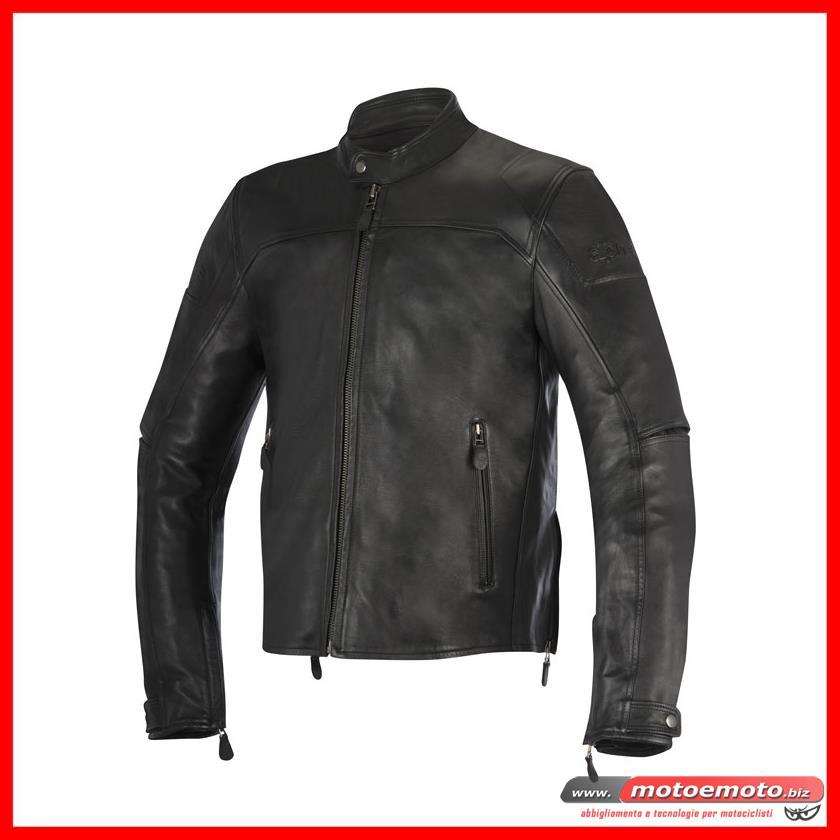 the best attitude 310de 8b110 MOTO E MOTO | Abbigliamento » Giacche Pelle » Alpinestars ...