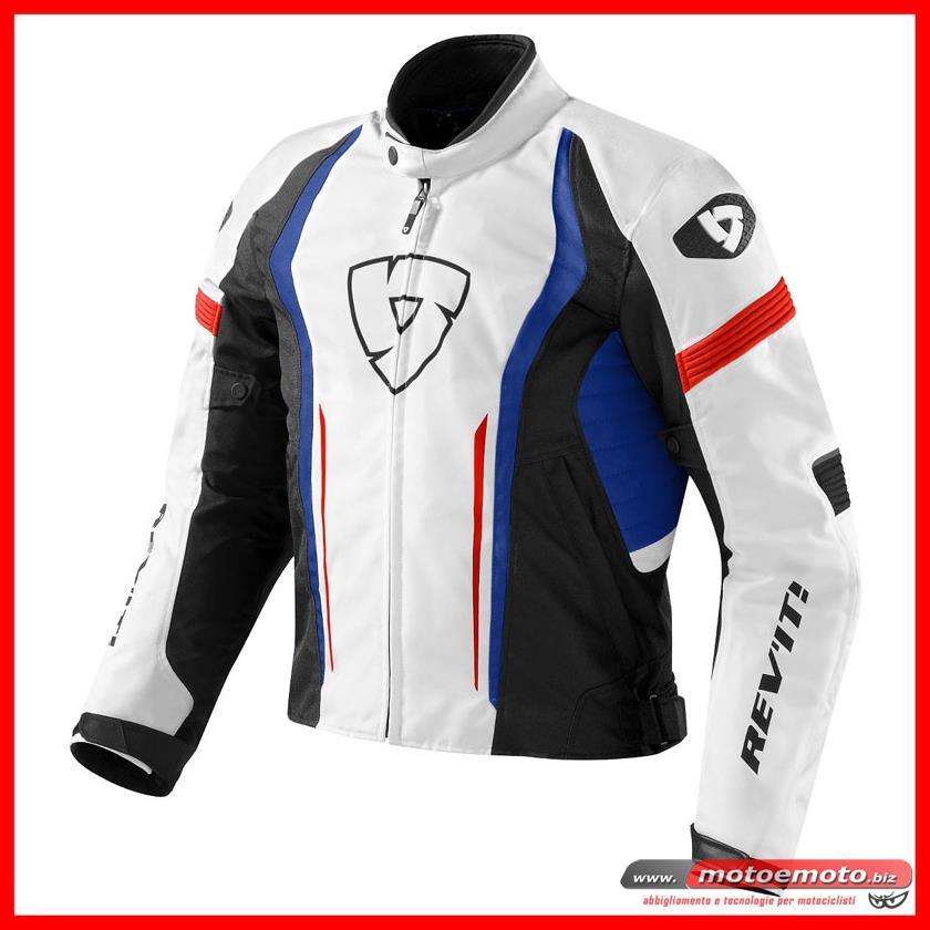 hot sale online 20252 83c9c MOTO E MOTO | Abbigliamento » Giacche Tessuto » Rev'it ...
