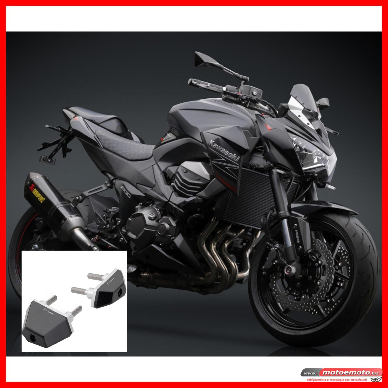 Zoom PM572A Paramotor Kawasaki Z800 Rizoma