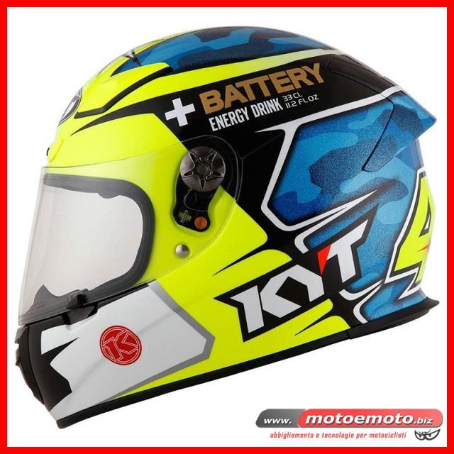 bfbc7f8fcc630c MOTO E MOTO   Helmet » Suomy » Suomy » Suomy KYT KR-1 Espargarò ...