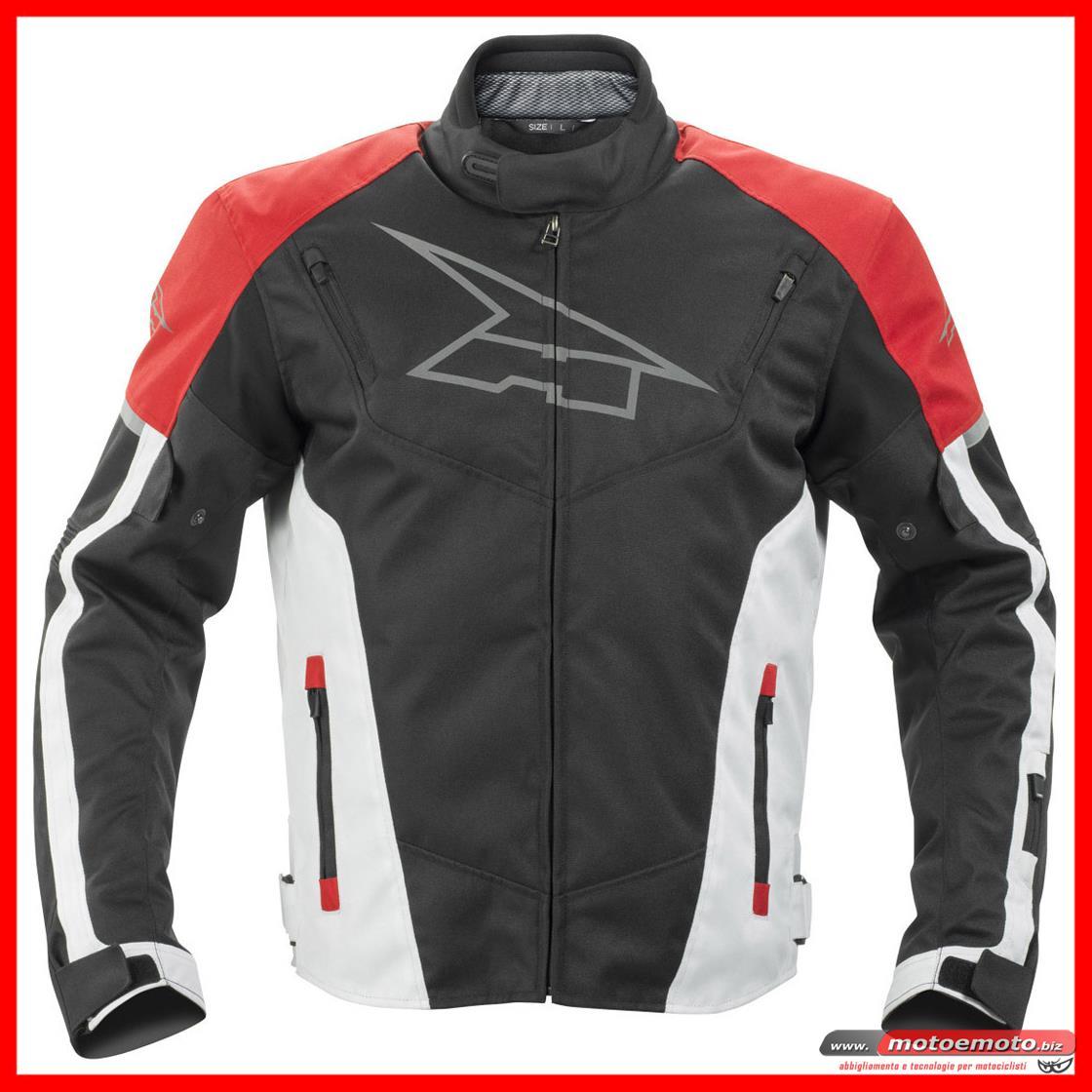 » Axo Tessuto E Moto Abbigliamento Giacche Giacca a4pwTqcCS