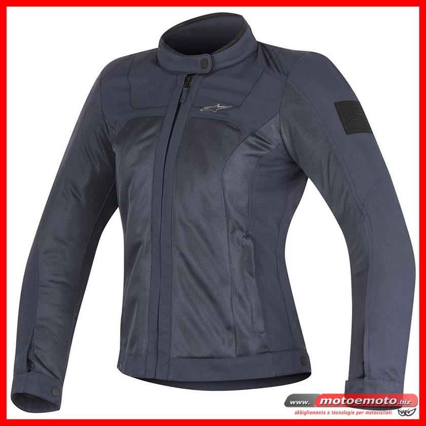 db0bc4789327c5 MOTO E MOTO | Abbigliamento Donna » Giacche Estive » Alpinestars » Alpinestars  Stella Eloise Blu