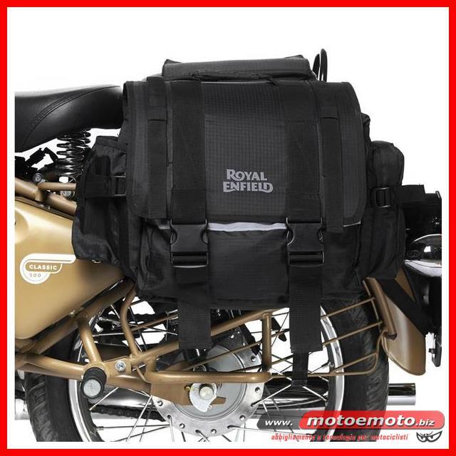 migliore a buon mercato stile alla moda bellissimo stile MOTO E MOTO | Accessori Moto » Borse Moto » Royal Enfield ...