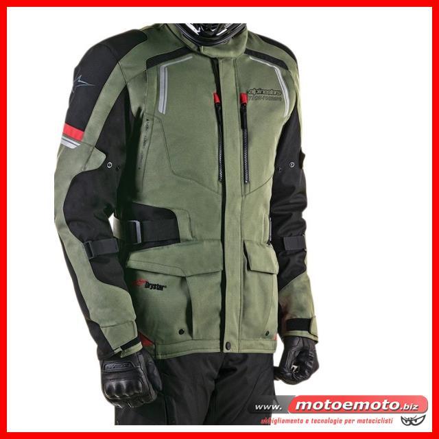 MOTO E MOTO | Abbigliamento » Giacche Tessuto » Alpinestars