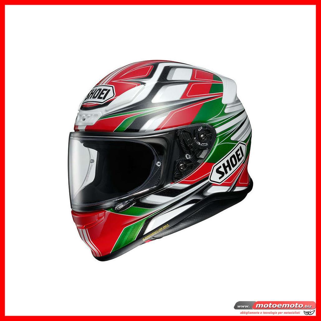 57d7992f MOTO E MOTO   Helmet » Shoei » Shoei » Shoei NXR Rumpus TC-4 Red ...