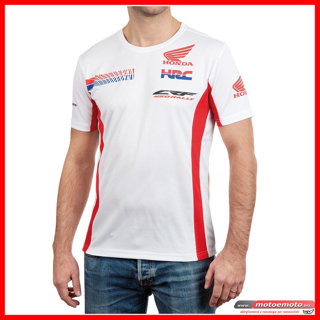 Moto E Moto Fashion T Shirt Tucano Urbano Tucano Honda Hrc T