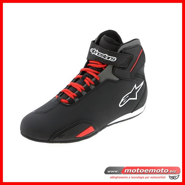 Alpinestars Faster-2 Scarpe Nero 135